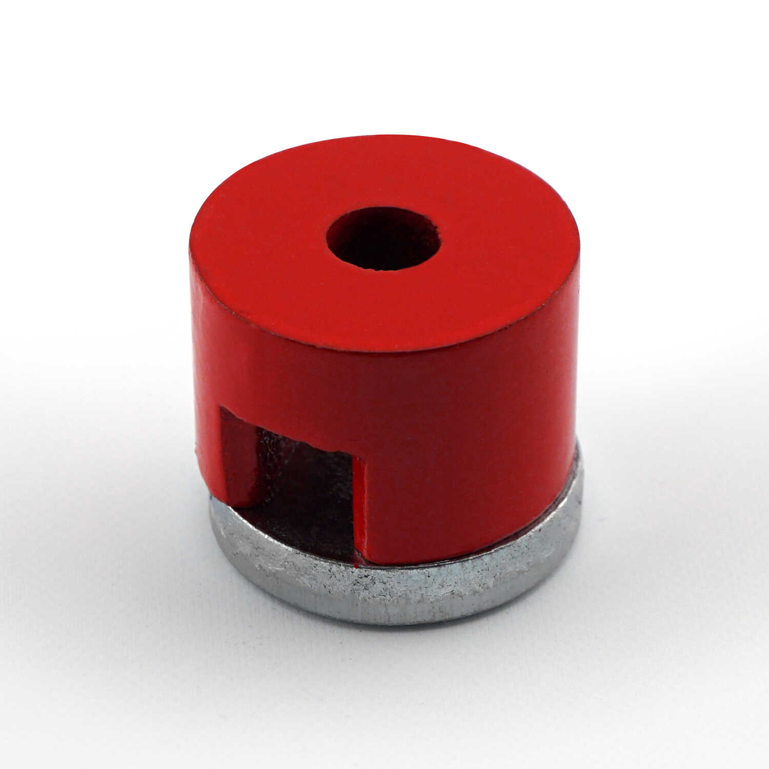 Master Magnetics  .5 Dia. in. Alnico  Work Holding Magnet  4 lb. pull Red  1 pc. 5.5 MGOe