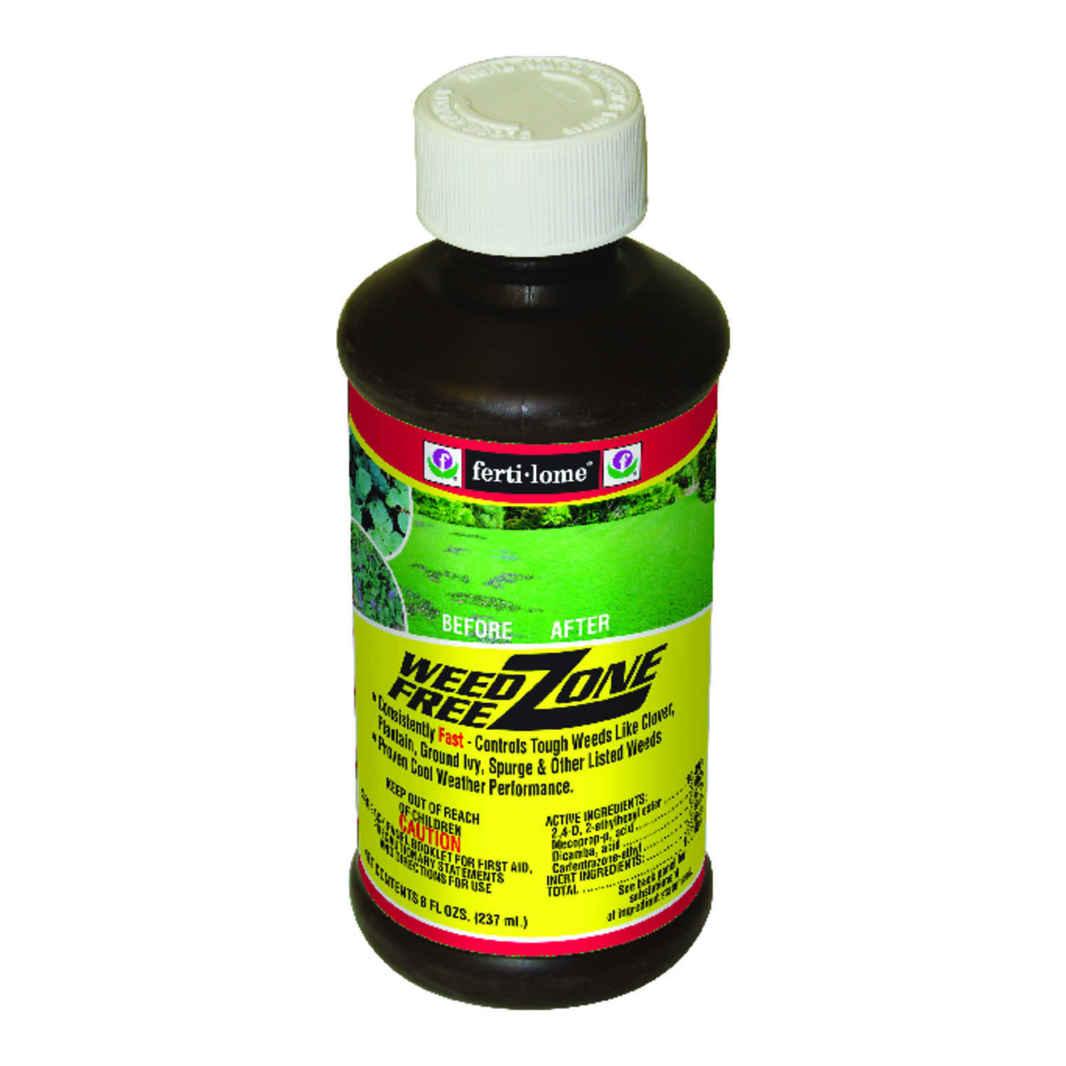 Ferti-Lome  Concentrate  Weed Free Zone  8 oz.