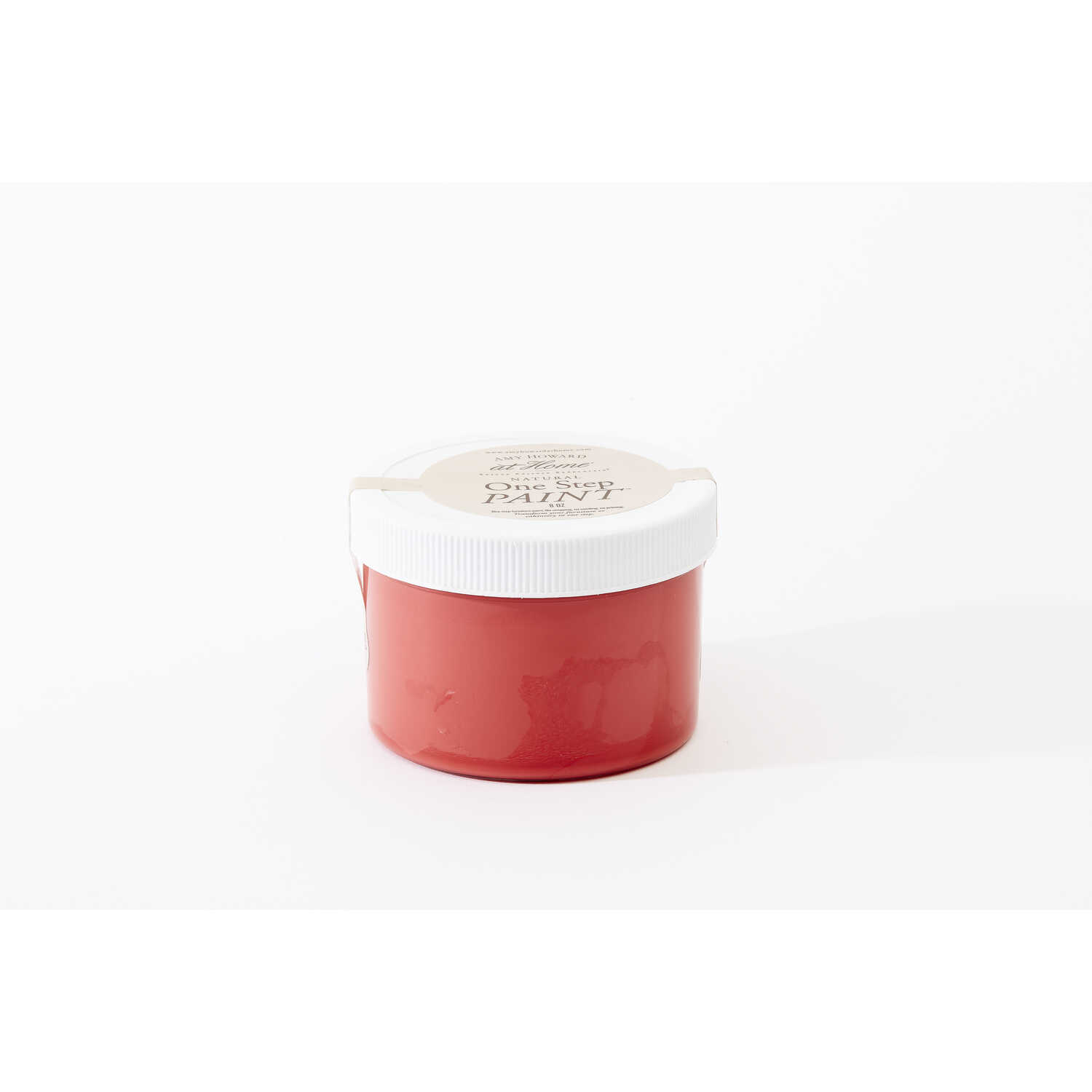 Amy Howard at Home  Shaw Red  One Step Furniture Paint  8 oz. Latex