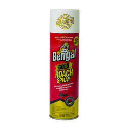 Bengal  Gold Roach Spray  Liquid  Insect Killer  11 oz.