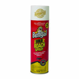 Bengal  Gold Roach Spray  Insect Killer  11 oz.