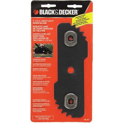 Black and Decker Edger Hog Edger Blade