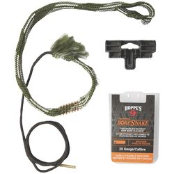 Hoppe's No. 9 BoreSnake Shotgun Gun Cleaning Brush 3 pc.