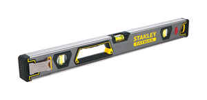 Stanley Fat Max  24 in. Aluminum  Box Beam  Level  3