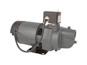 Star Water Systems  3/4 hp 930 GPH  Cast Iron  Shallow Well Jet Pump