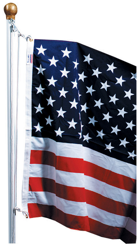 Valley Forge American Flag Kit 36 In. H X 60 In.