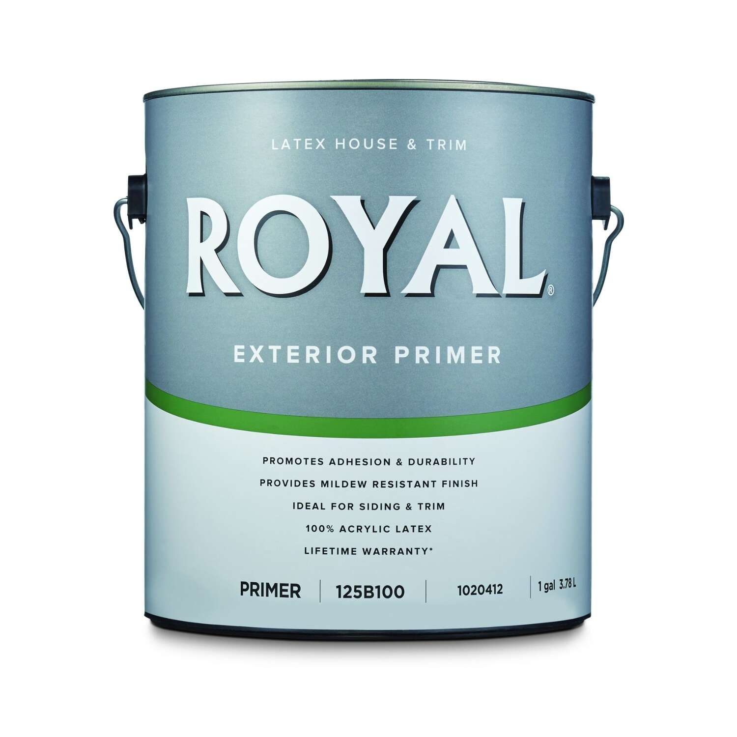 Royal  Primer  Flat  Acrylic Latex  Paint  1 gal.