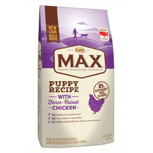 Nutro  Max  Chicken  Dog  Food  4 lb.