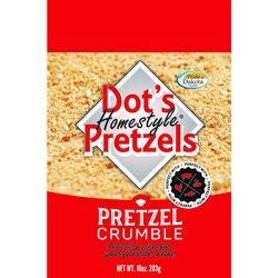 Dot's Pretzels Original Pretzel Crumble 10 oz.