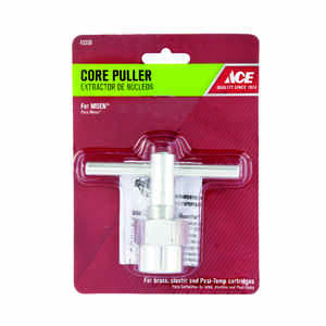 Ace  Core Puller  4 inch  H x 1.25 inch  W 1 pk