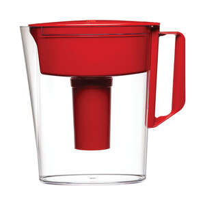 Brita  Soho  Red  5 cups Red  Pitcher