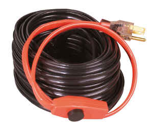 Easy Heat  AHB  40 ft. L Heating Cable  For Water Pipe Heating Cable