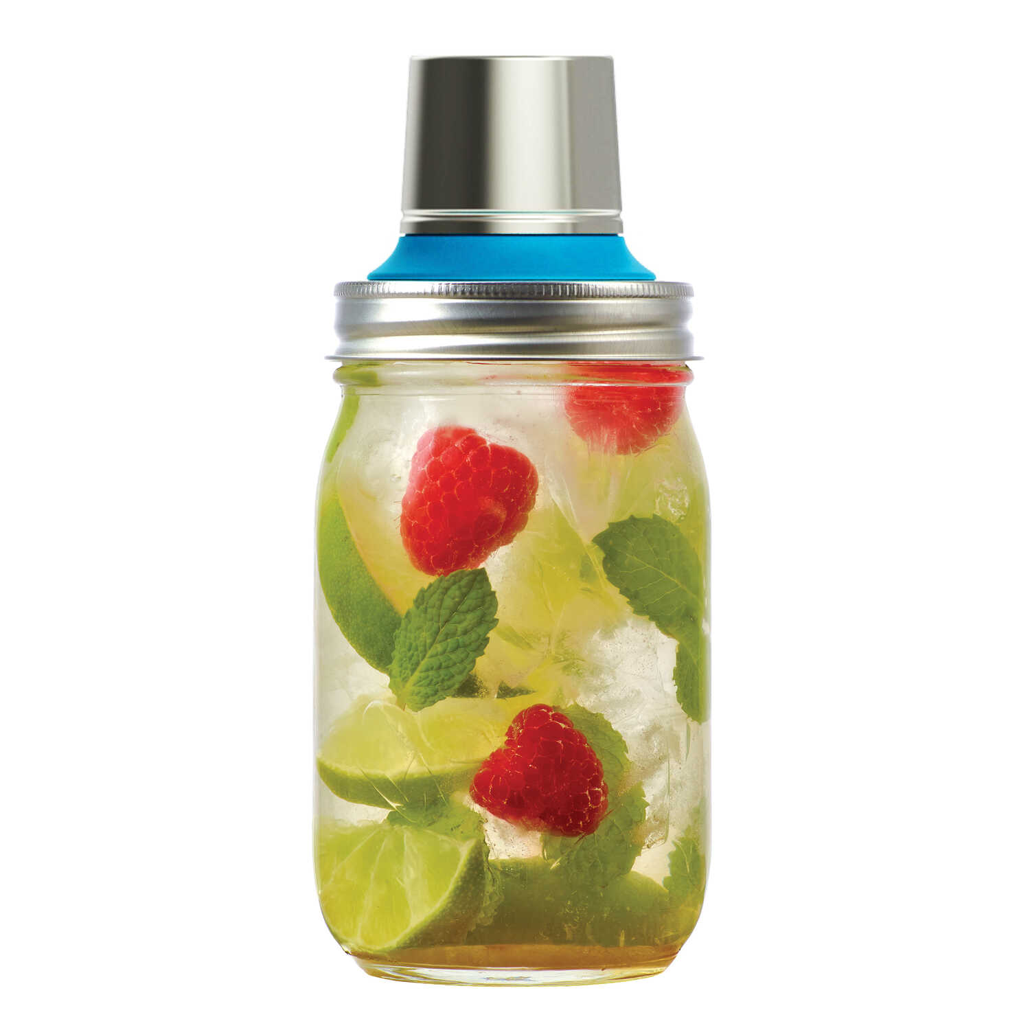 Jarware  Regular Mouth  Jar Cocktail Shaker  0.2 lb. 1 pk