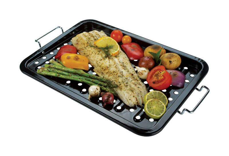 Grill Mark  Grill Topper  Carbon Steel