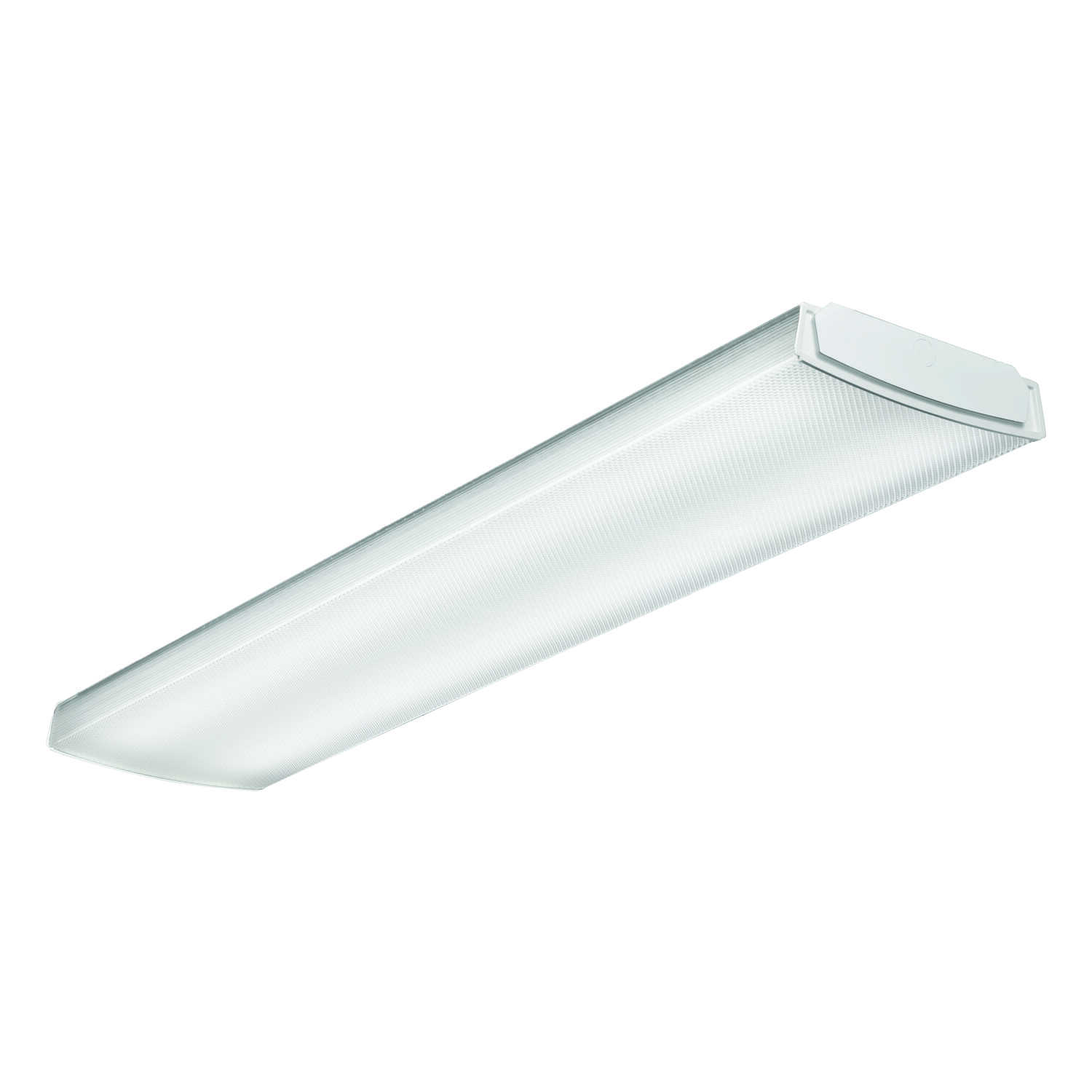 Lithonia Lighting  32 watts 48 in. 0 lights LED Wraparound Light Fixture
