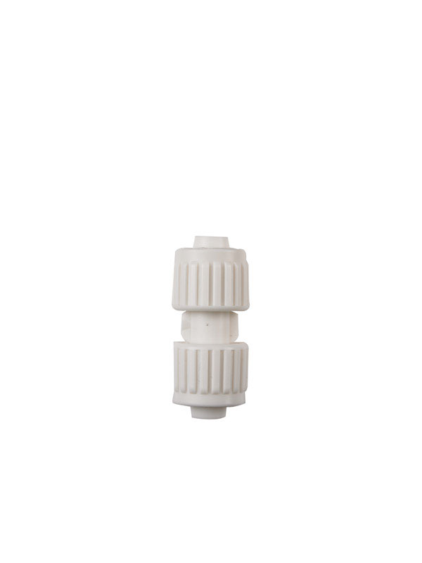 Flair-It  1/2 in. PEX   x 1/2 in. Dia. PEX  Coupling  PVC