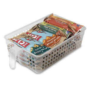 Perfect Pantry  Medium  Handle Basket  1 pk