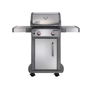 Weber  Spirit S-210  2 burners Natural Gas  Stainless Steel  Grill  26500 BTU
