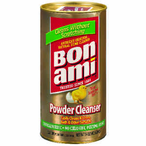 Bon Ami  No Scent Cleaner  14 oz. Powder