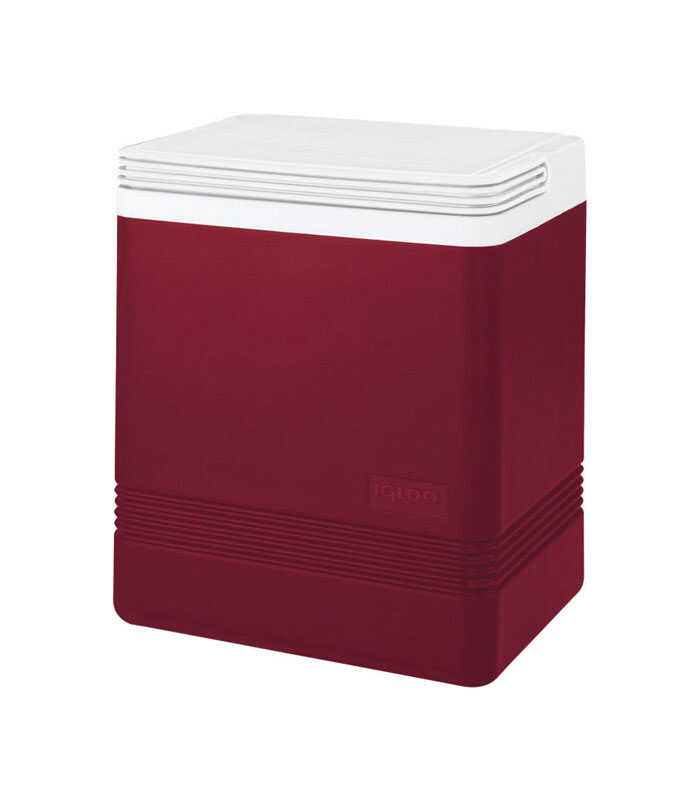 Igloo  Legend  Cooler  24 can capacity Red