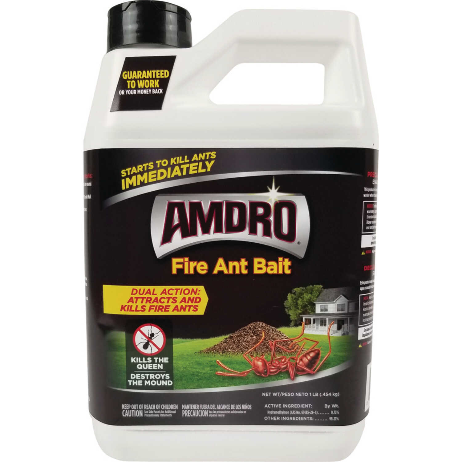 Amdro  Ant Block  Insect Killer  1 lb.