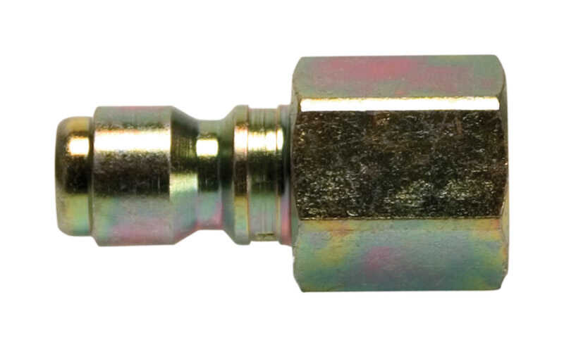 Forney  5500 psi Quick Connect Plug Coupling