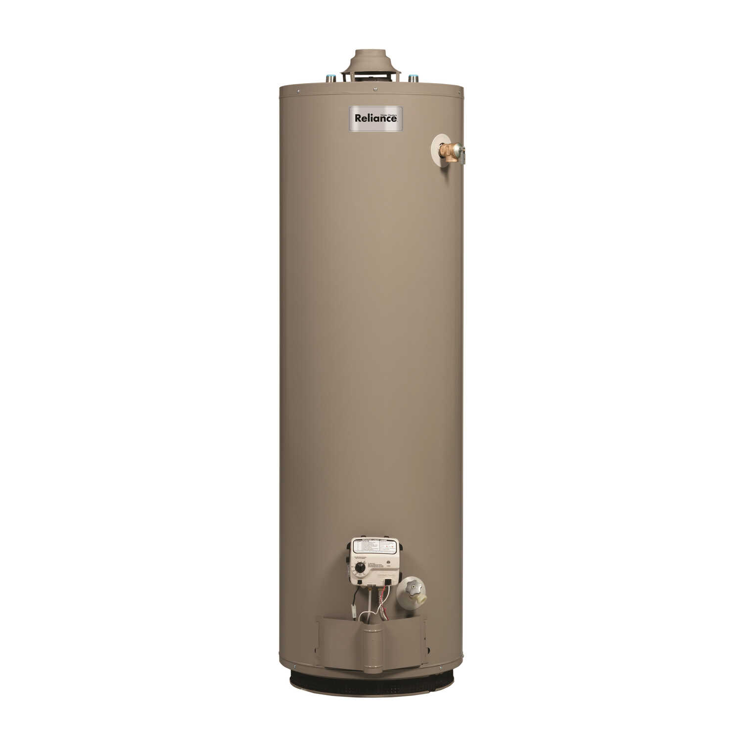 Reliance  Natural Gas  Water Heater  40 gal.
