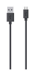Belkin MixIt Up Micro to USB Charge and Sync Cable 4 ft. Black