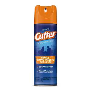 Cutter  Insect Repellent  Liquid  For Mosquitoes/Other Flying Insects 6 oz.