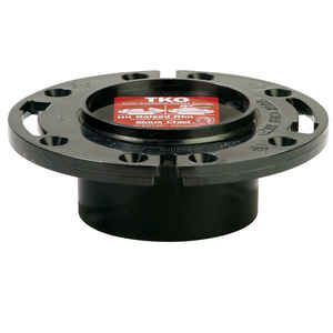 Sioux Chief  ABS  Closet Flange  N/A in.