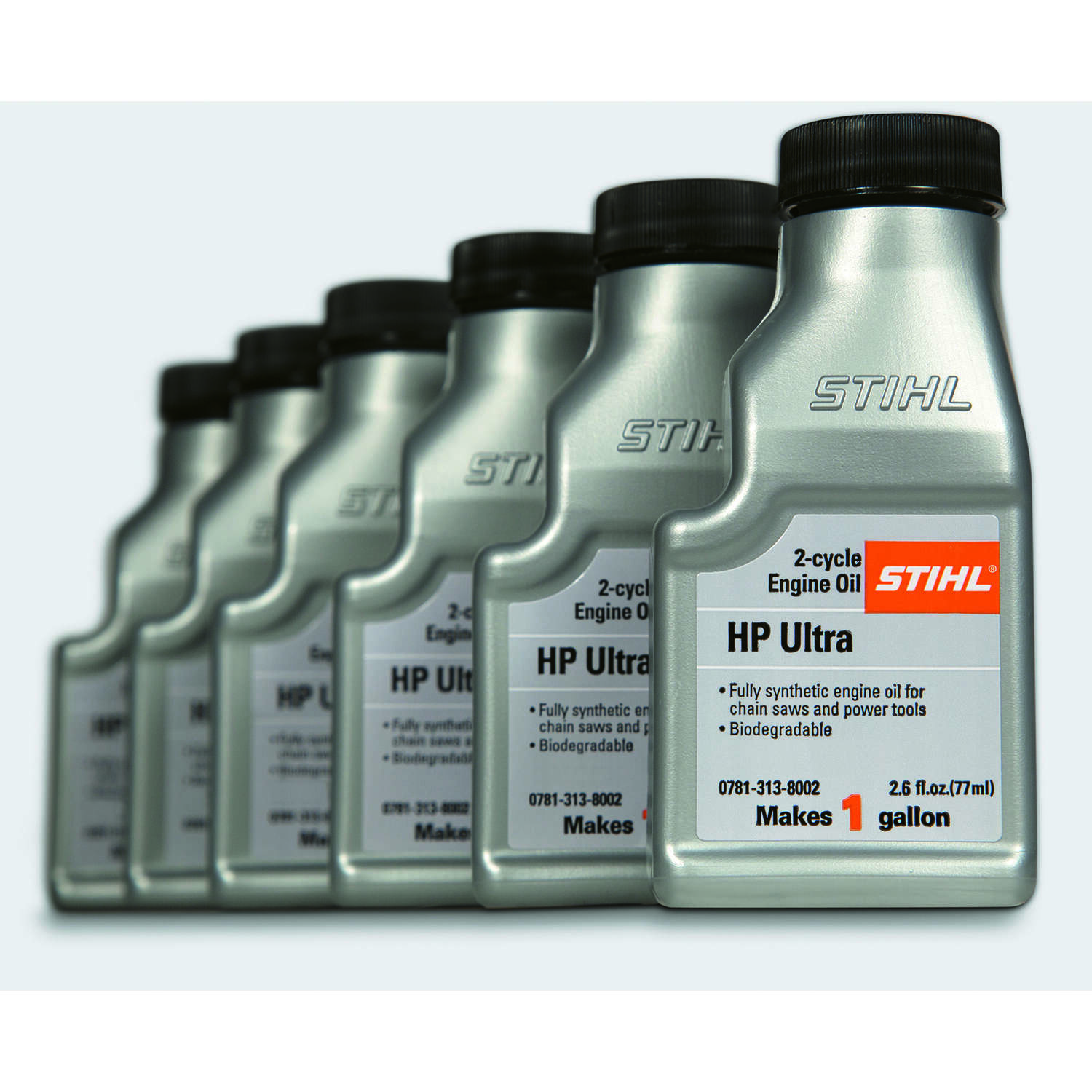 STIHL  HP Ultra  Engine Oil  2.6 oz. 6 pk