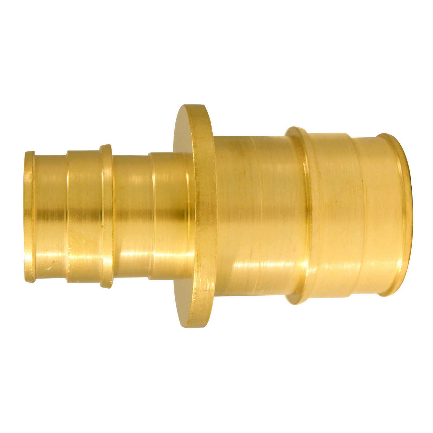 Apollo  Expansion PEX / Pex A  1 in. PEX   x 3/4 in. Dia. PEX  1 each Coupling