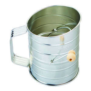 Good Cook  Silver  Sifter
