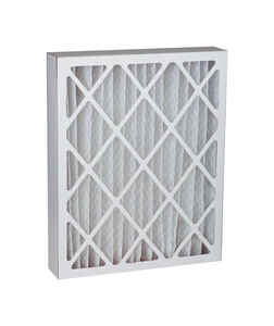 BestAir  25 in. W x 20 in. H x 4 in. D 8 MERV Pleated Air Filter