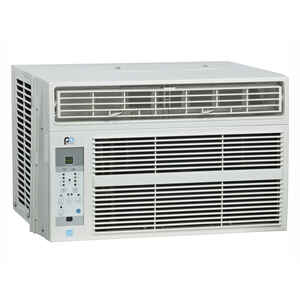 Perfect Aire  8000 BTU 13.5 in. 18.5 in. 350 sq. ft. Window Air Conditioner