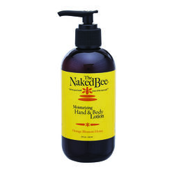 The Naked Bee  Orange Blossom Honey Scent Lotion  8 oz. 1 pk