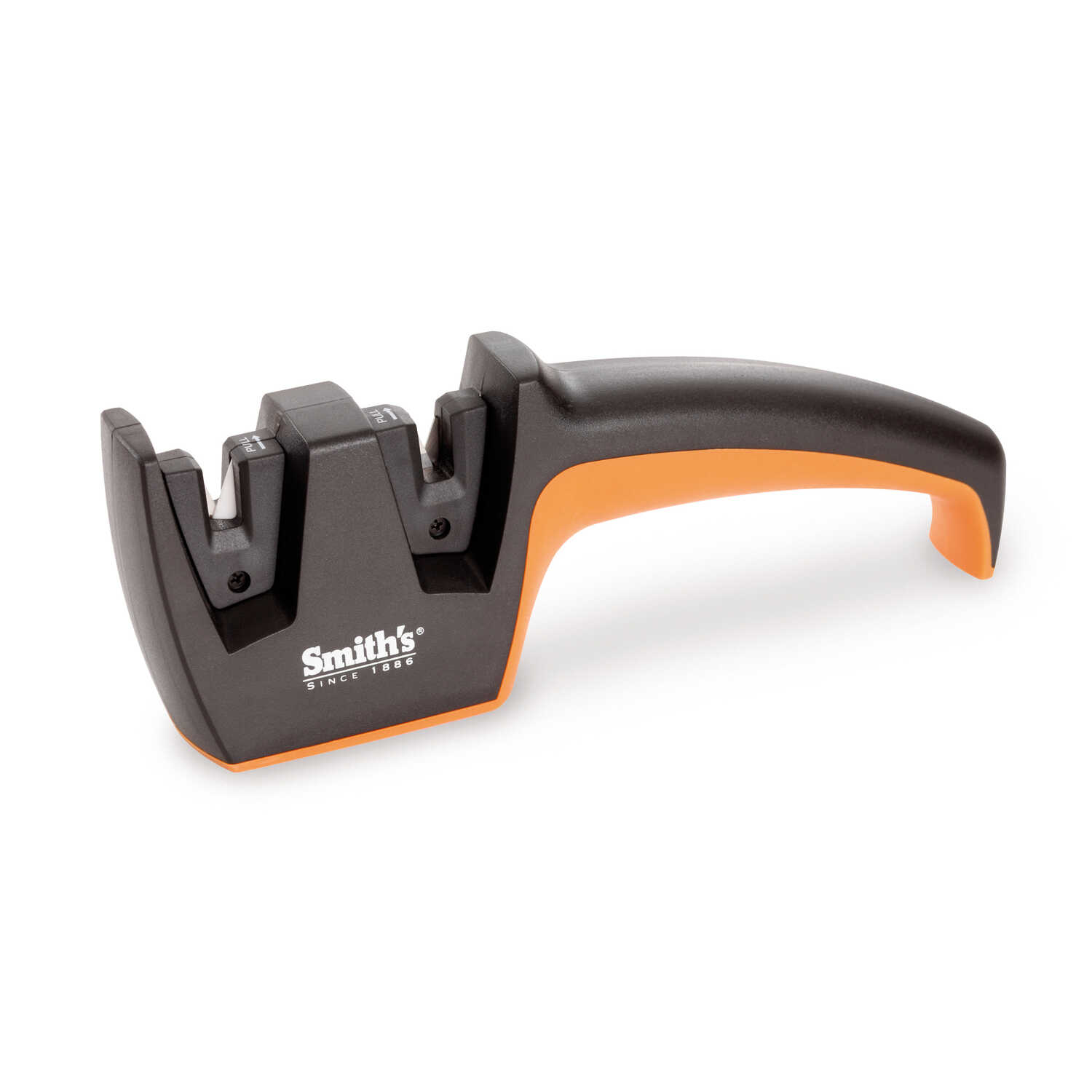 Smith's  Edge Pro  Pull-Through Knife Sharpener  Silicon Carbide  1 pc.