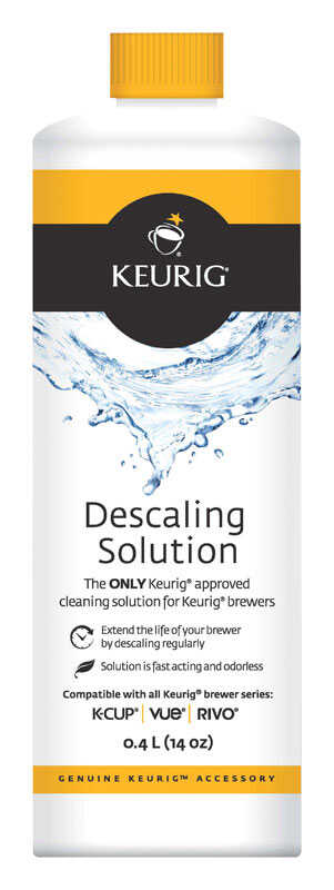 Keurig  Coffee Maker Cleaner  14 ounces  Liquid