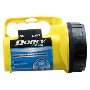 Dorcy  100 lumens Assorted  LED  Floating Lantern