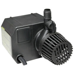 Beckett 355 gph 115 volt Pond Pump