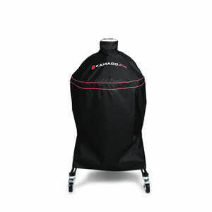 Kamado Joe  Black  Grill Cover  15 in. W x 1 in. D x 15 in. H For Kamado Classic Joe Grill