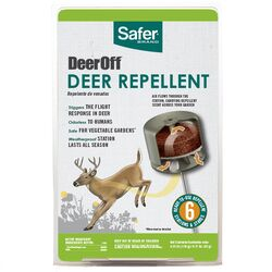 Safer  Deer Off  Repellent Station  Stake  For Deer 6 pk