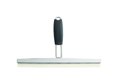 InterDesign  12 in. Stainless Steel  Squeegee