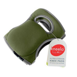 Burgon & Ball  Kneelo  7.8 in. L x 7.8 in. W EVA Foam  Garden Knee Pads  Moss  One Size Fits Most