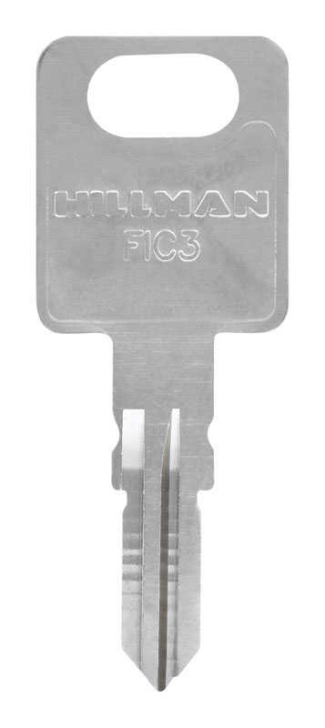 Ace  Automotive  Universal Key Blank  FIC1  Double sided