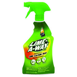 Lime-A-Way  Lime Calcium Rust  Spring Fresh Scent Cleaner and Polish  22 oz. Liquid