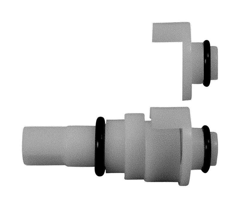 BrassCraft  Hot and Cold  Washerless Stem  For Sterling Faucet