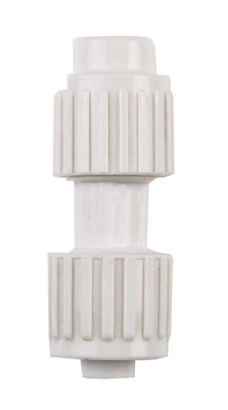 Flair-It  3/8 in. PEX   x 3/8 in. Dia. PEX  PVC  Plug