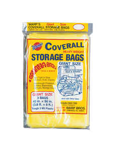 Warp's  Giant  25  Storage Bag  Yellow