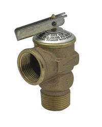 Cash Acme Stainless Steel Pressure Relief Valve
